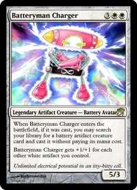 Look at our Magic The Gathering Deck Builder 7