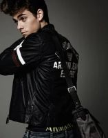 Mens Leather Jacket - 16437 offers