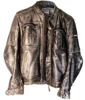 Womens Leather Jacket - 75630 species